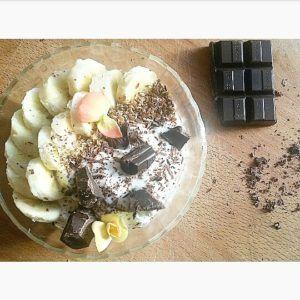 chocolade ontbijt