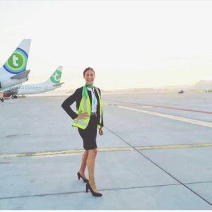 By Kaar stewardess
