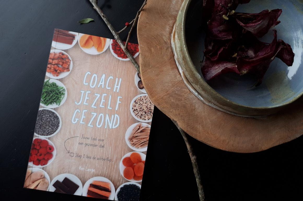 Review + Winactie | Boek 'coach jezelf gezond'