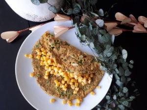 omelet zonder ei