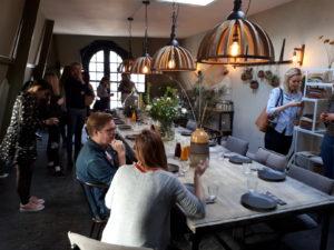 eerste etage Anne & Max de Fred