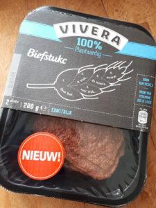 Vivera - 100 % plantaardig biefstuk