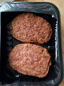 Vivera - 100 % plantaardig biefstuk close-up